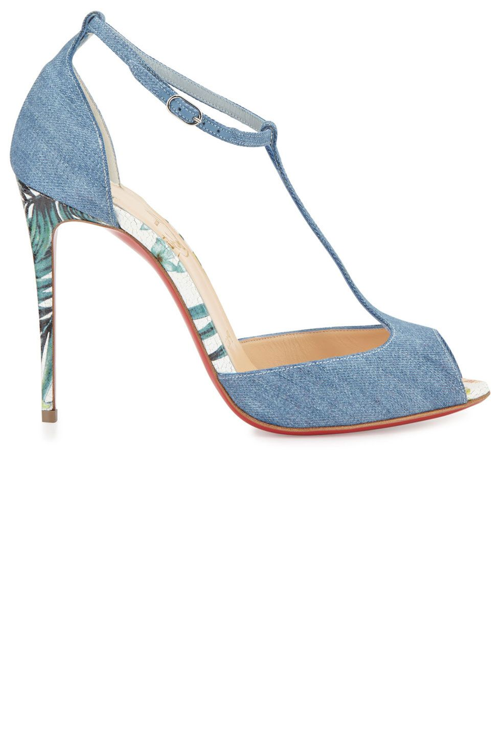 "<p>""Senora"" denim pumps, $895, <a href=""http://www.bergdorfgoodman.com/Christian-Louboutin-Senora-Denim-100mm-Red-Sole-Sandal-Blue-White/prod115630126_cat10012__/p.prod?icid=&searchType=EndecaDrivenCat&rte=%252Fcategory.service%253FitemId%253Dcat10012%2526pageSize%253D30%2526No%253D150%2526Ns%253DPCS_SORT%2526refinements%253D721&eItemId=prod115630126&cmCat=product"" target=""_blank"" data-tracking-id=""recirc-text-link"">bergdorfgoodman.com</a>.</p>"