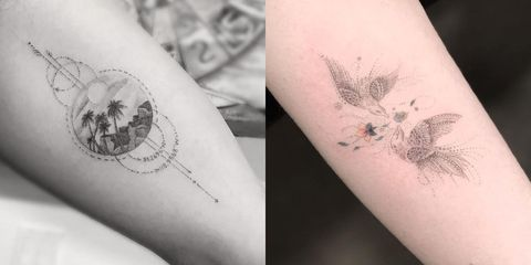 19 Best Tattoo Artists On Instagram Instagram Tattoo Artists To