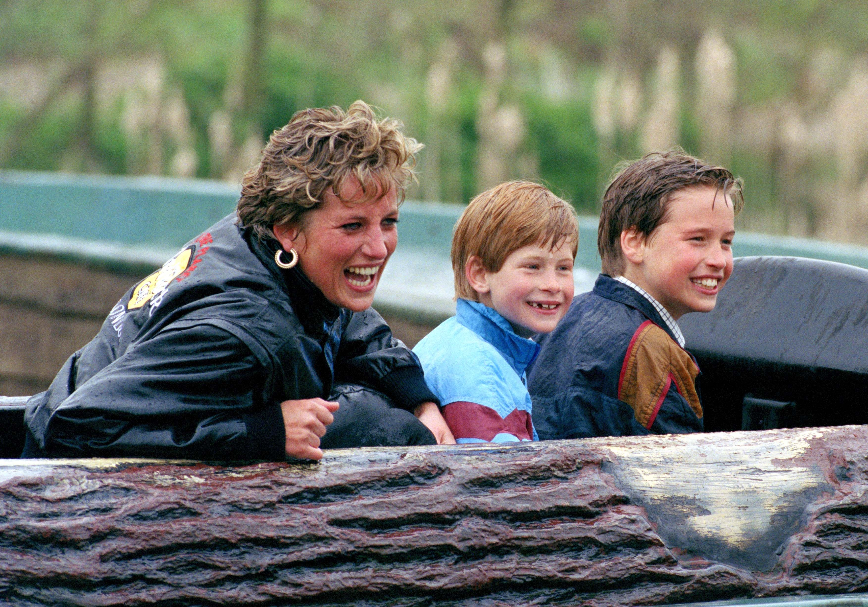 Prince William And Prince Harry To Honor Princess Diana In Two Tv