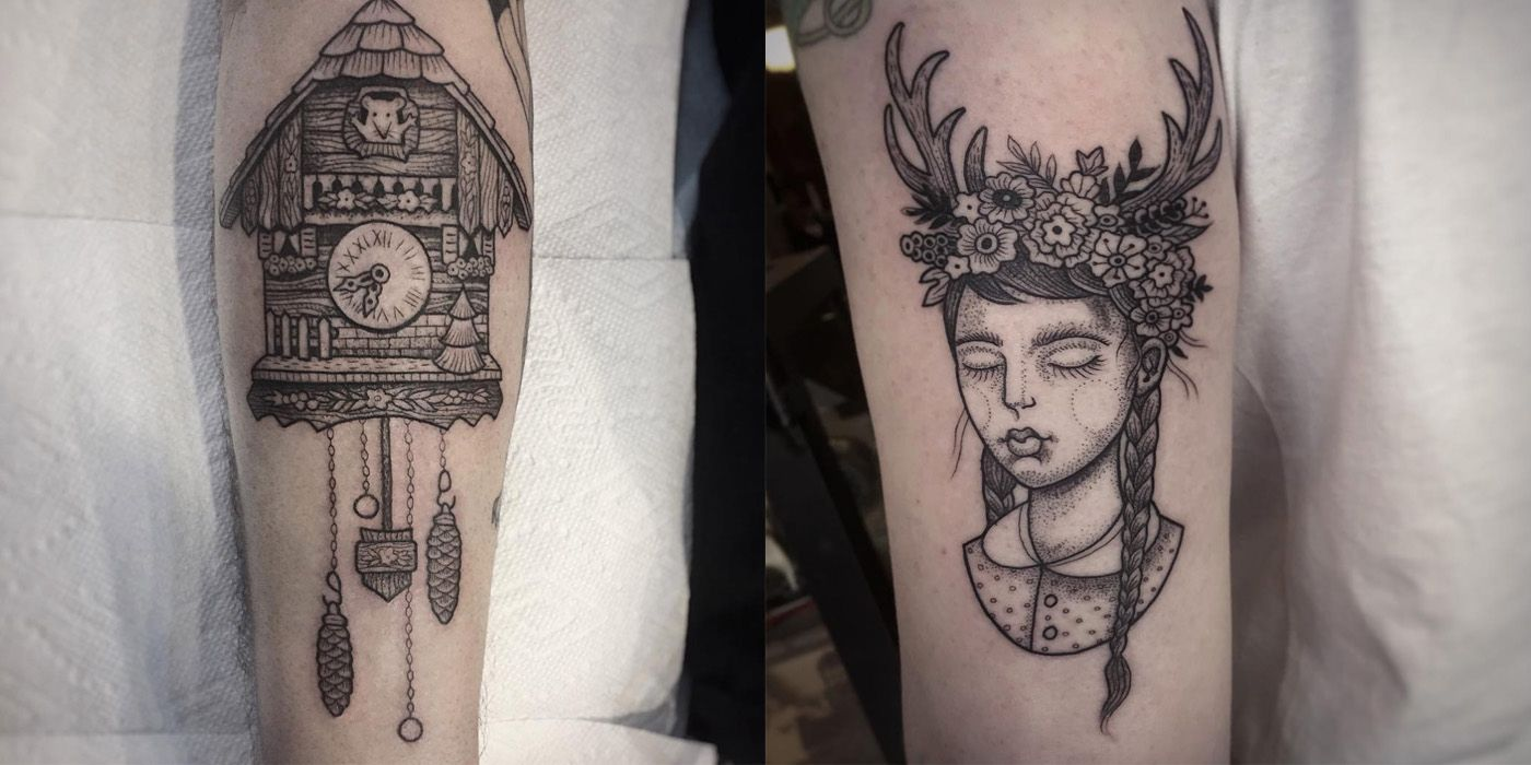 19 Best Tattoo Artists on Instagram - Instagram Tattoo