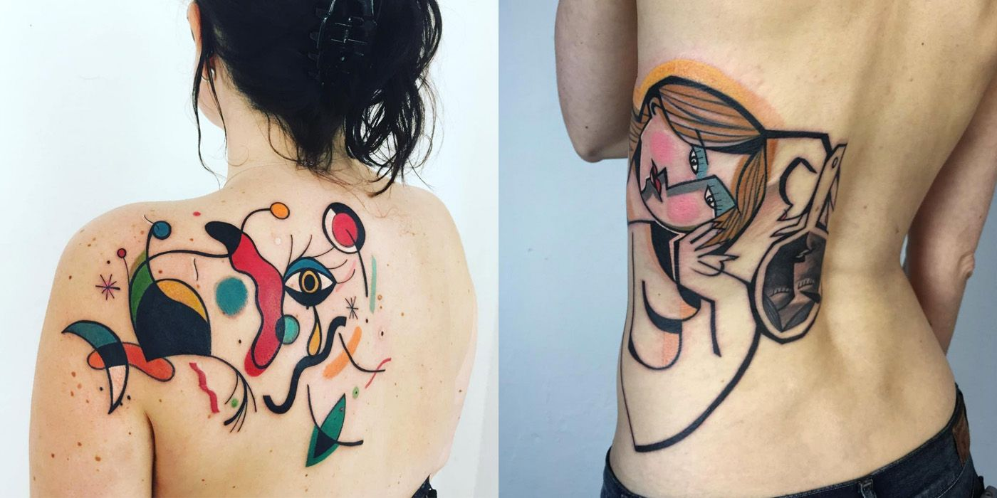 The 16 Best Tattoo Artists on Instagram