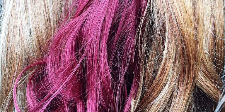 Best At Home Temporary Hair Color - Temporary Non-Permanent Hair Dye