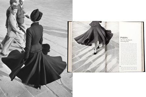 Photograph, Dress, Black-and-white, Fashion, Outerwear, Monochrome photography, Costume design, Vintage clothing, Fashion illustration, Costume,