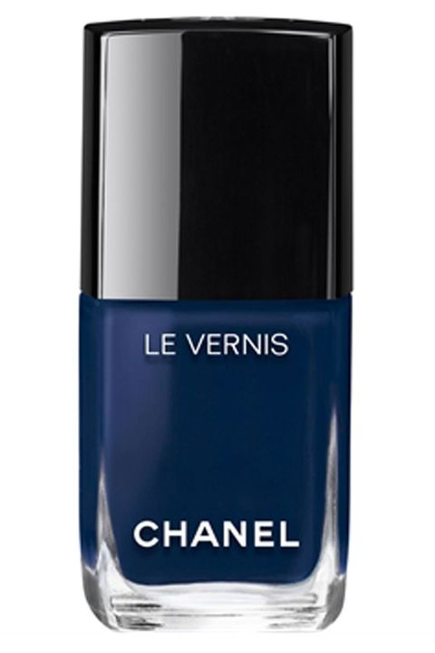 Nail polish, Blue, Cobalt blue, Water, Cosmetics, Product, Nail care, Electric blue, Liquid, Beauty,