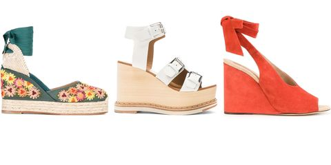 10 Outfit-Making Wedge Sandals To Shop For Spring