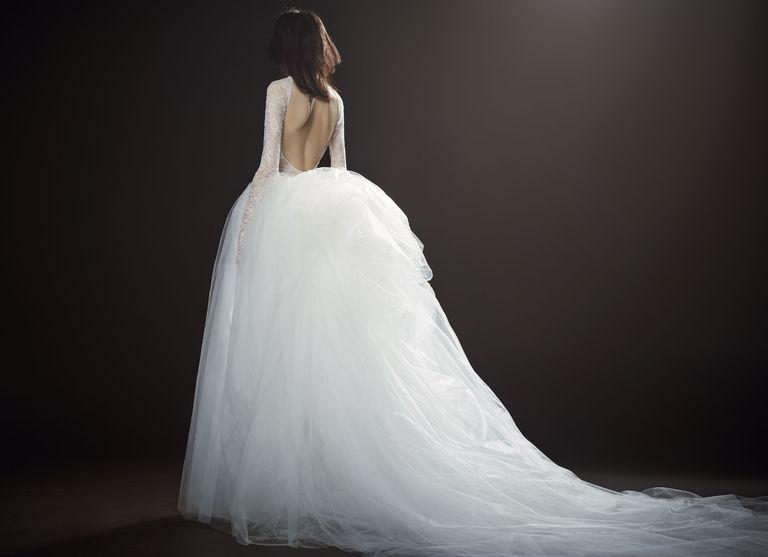 Vera Wang Bride Spring 2018 - See Every Look From Vera Wang\'s Spring ...