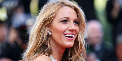 Blake Lively at Cannes Film Festival | ELLE UK