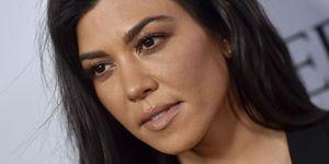 Kourtney Kardashian's New Look