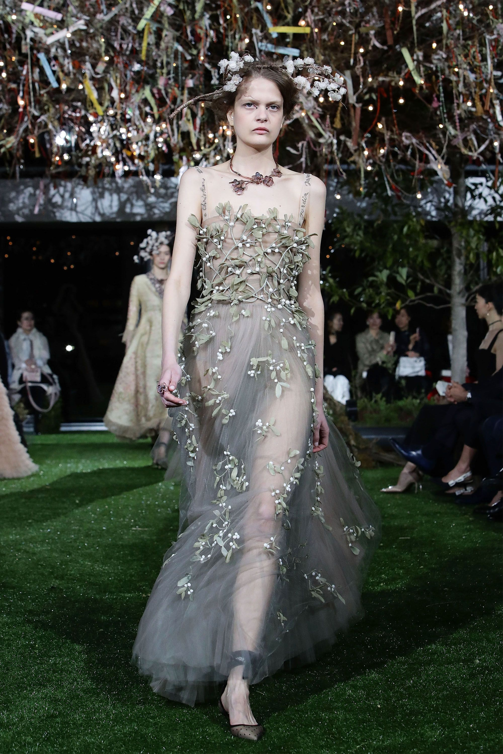Populaire Dior Haute Couture Cherry Blossom Gowns in Tokyo, Japan - Dior  ZY86