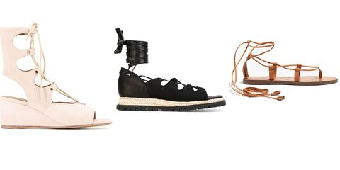 50dcc7e1cbeb 9 Gladiator Sandals We Love - Gladiator Sandals are the Shoe for ...