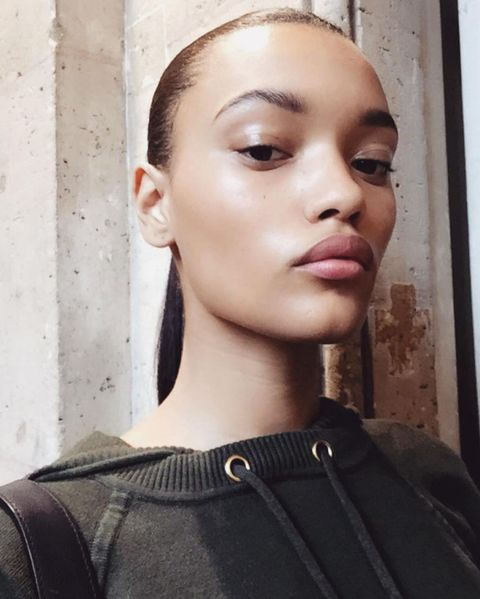 "<p>With blue chip bookings from Yeezy to Miu Miu, a Victoria's Secret Fashion Show Paris debut, and a strong selfie game, Fox is headed for supermodel status.&nbsp;</p><p><a href=""https://www.instagram.com/_dilone/"" target=""_blank"" data-tracking-id=""recirc-text-link"">@lamekafox</a></p>"