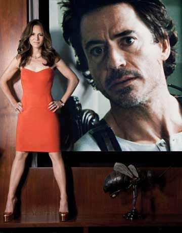 Susan Downey Interview - Susan Downey on Her Marriage to
