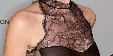 Braless Fashion Trend Women Not Wearing Bras