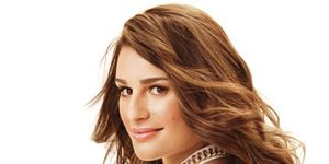 lea michele harpers bazaar september 2011