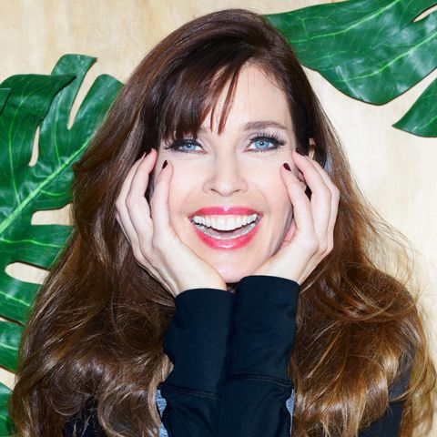 carol alt remembers her favorite bazaar moment