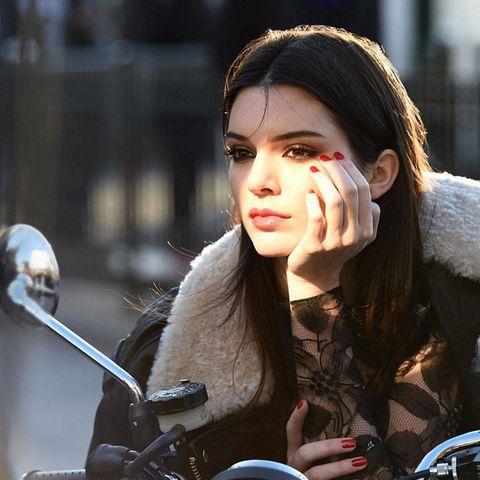Kkw Gardenia Review >> Kendall Jenner Face of Estee Lauder Beauty Campaign - Kim Kardashian's Sister Kendall Jenner for ...