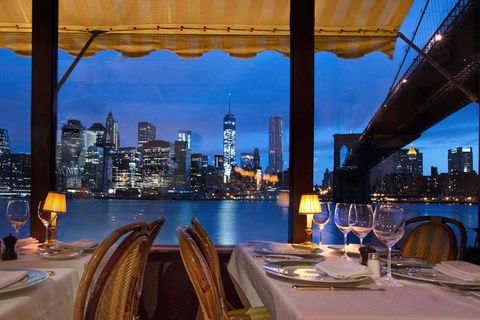 Best Waterfront Dining In New York City Chic Waterfront Dining