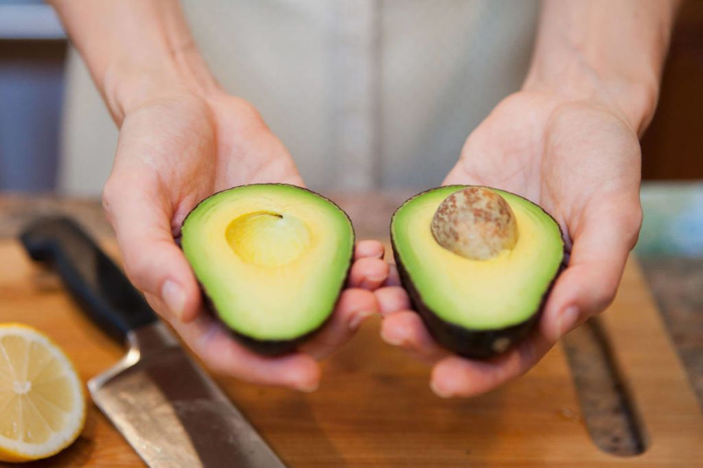 10 Healthy Two-Ingredient Avocado Recipes