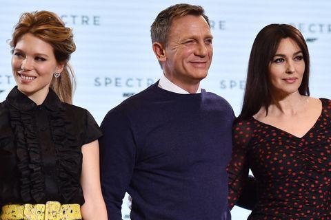 Meet the Newest Bond Girls