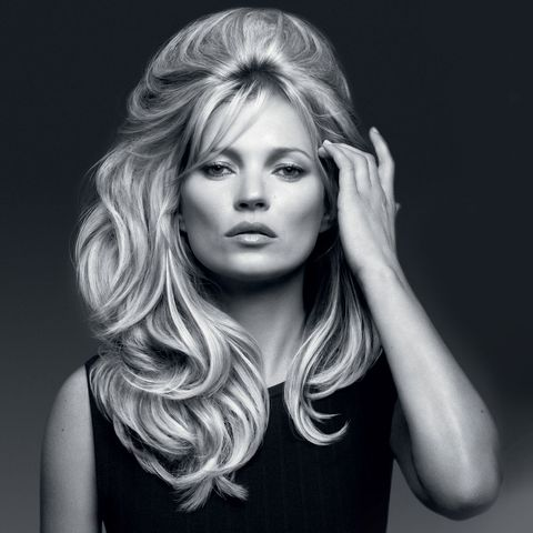 How To Get Kate Moss Bouffante Hair Style Kate Moss And Kerastase