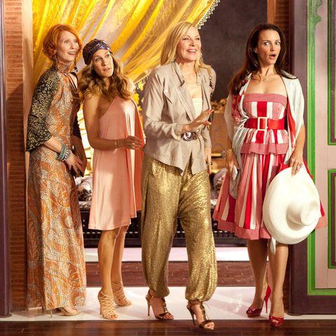Human, Dress, Fashion, Stage, Curtain, One-piece garment, Fashion design, Drama, Costume design, Makeover,