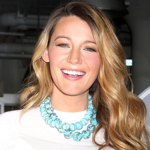 Blake Lively Pregnant Beauty Routine Beauty Products To