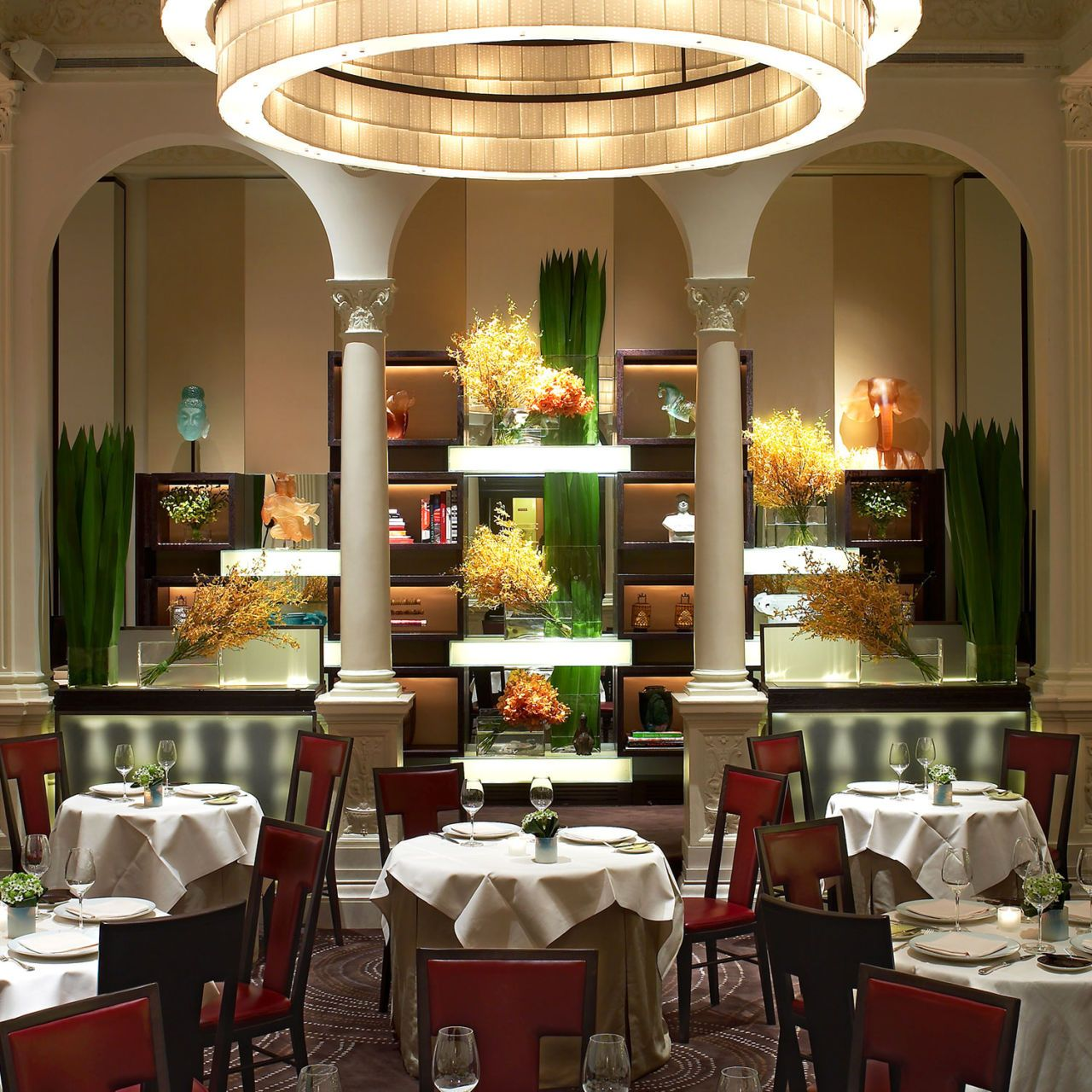 New York's Most Luxurious Restaurants