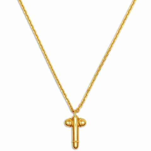 Tom Ford Penis Necklace - Tom Ford's Surprising Charm Necklace