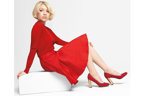Tavi Gevinson Goes Glam for Cole Haan, Plus More!