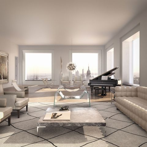 A K At New York S 95 Million Apartment