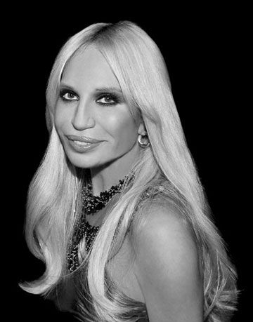 Image result for donatella versace
