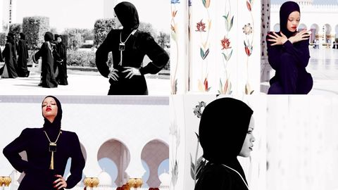 Style, Collage, Black hair, Fashion, Temple, Neck, Street fashion, Makeover,