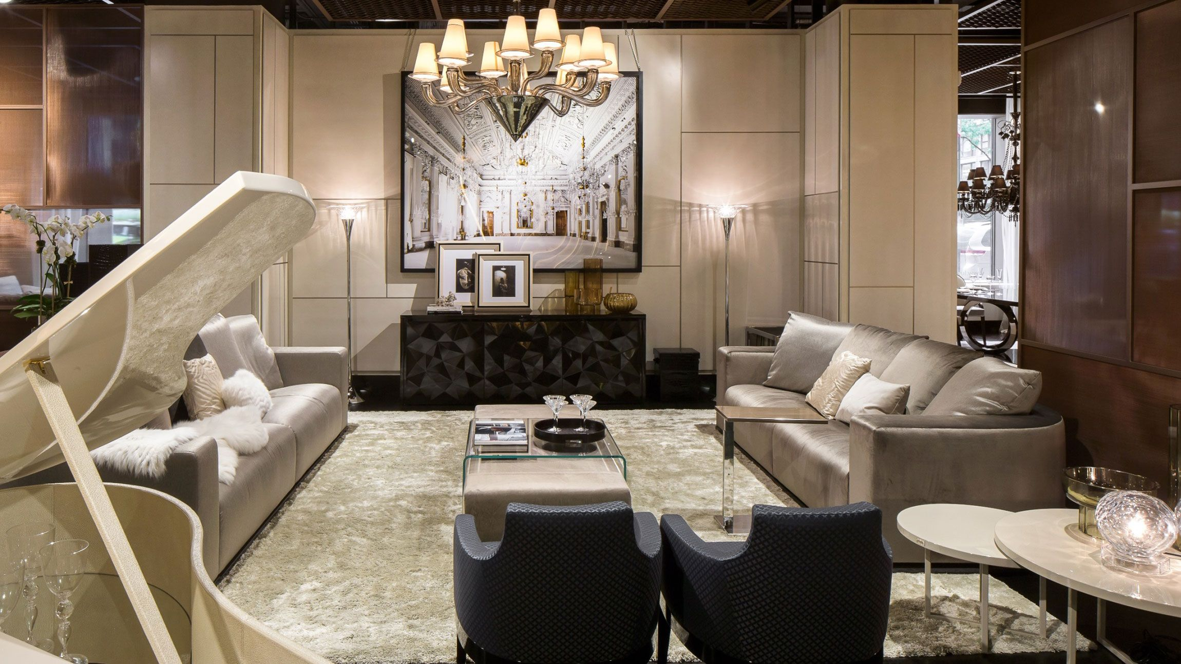 Luxury Living Group, The Italian Lifestyle Company That Produces And  Distributes Furniture Collections For Fendi Casa, Kenzo Maison, Bentley  Home, ...