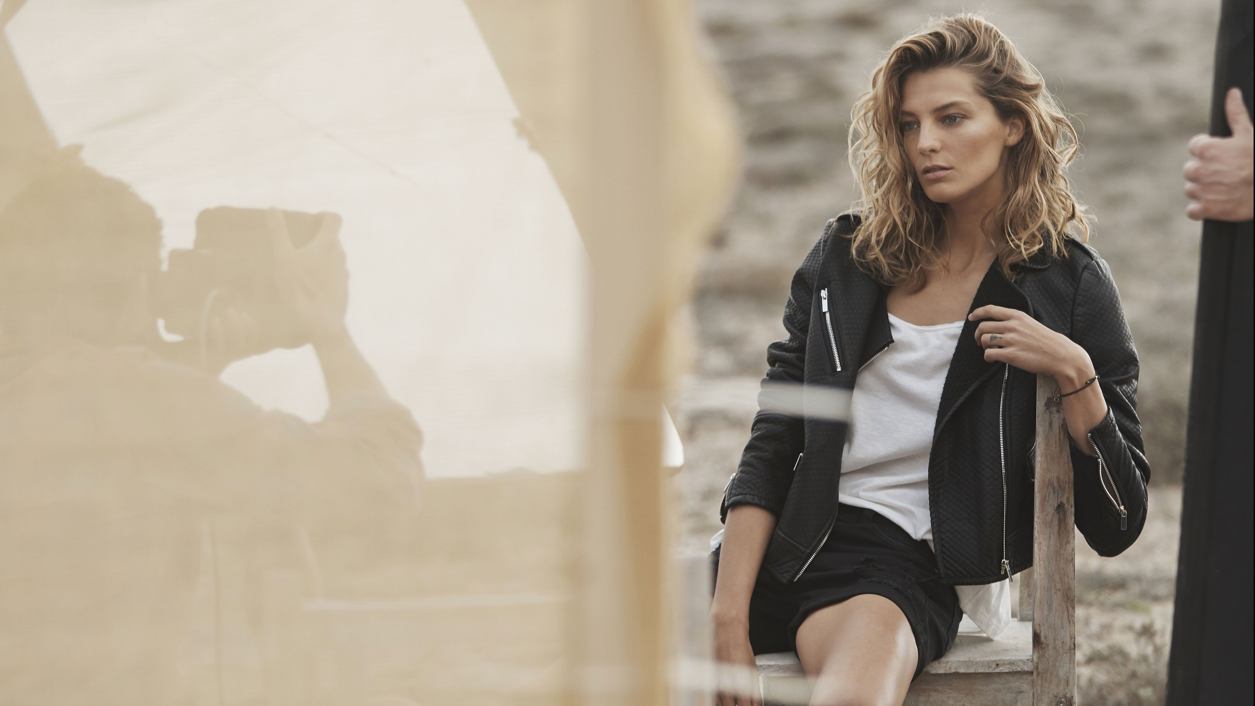 Miranda Kerr Is Out, See Who's In At MANGO