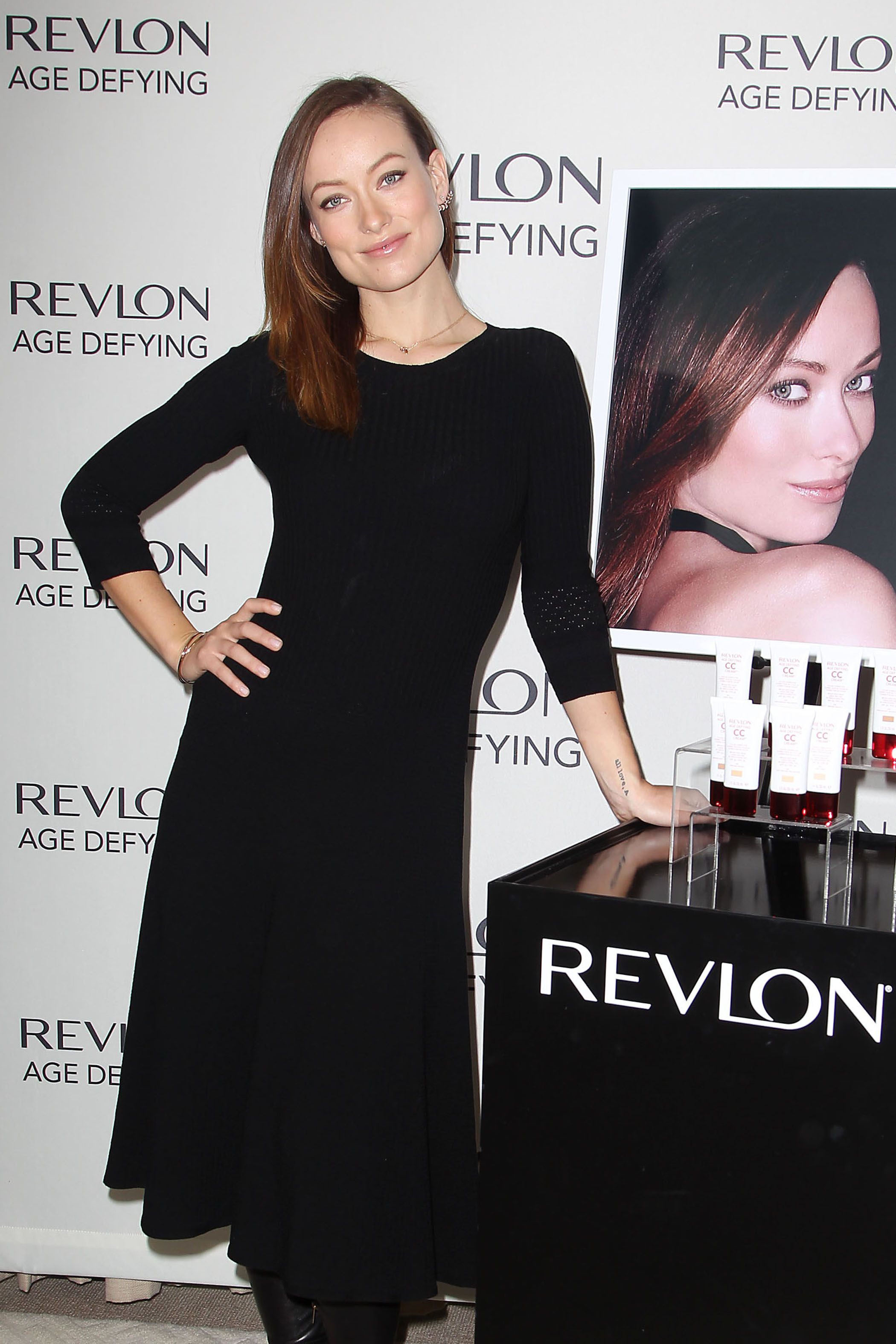 Olivia Wilde Talks Aging, Exercise, And More...