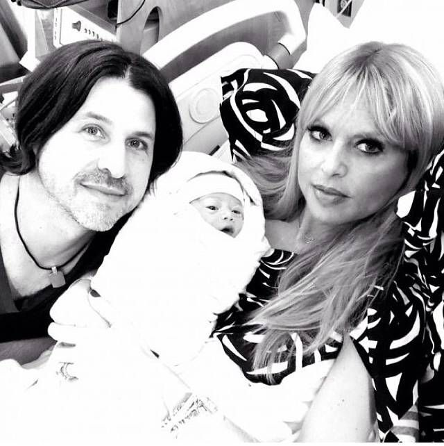 Rachel Zoe Names New Baby After A Rockstar