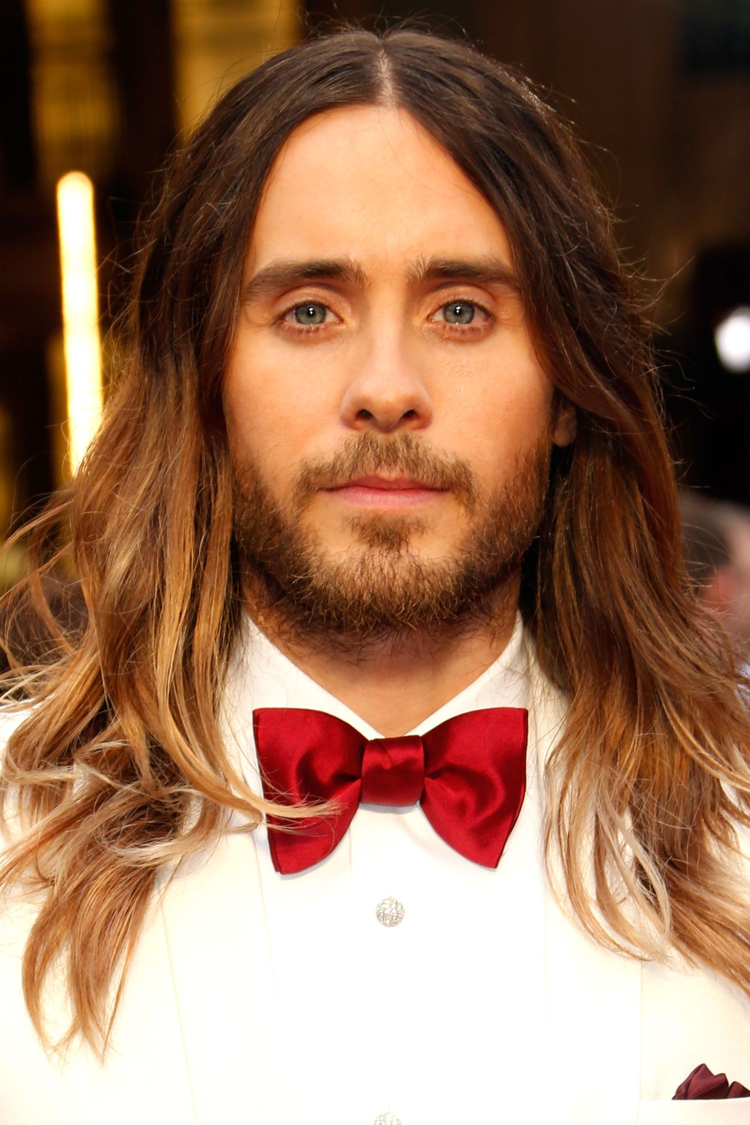 How To Get Jared Leto's Envy-Inducing Hair