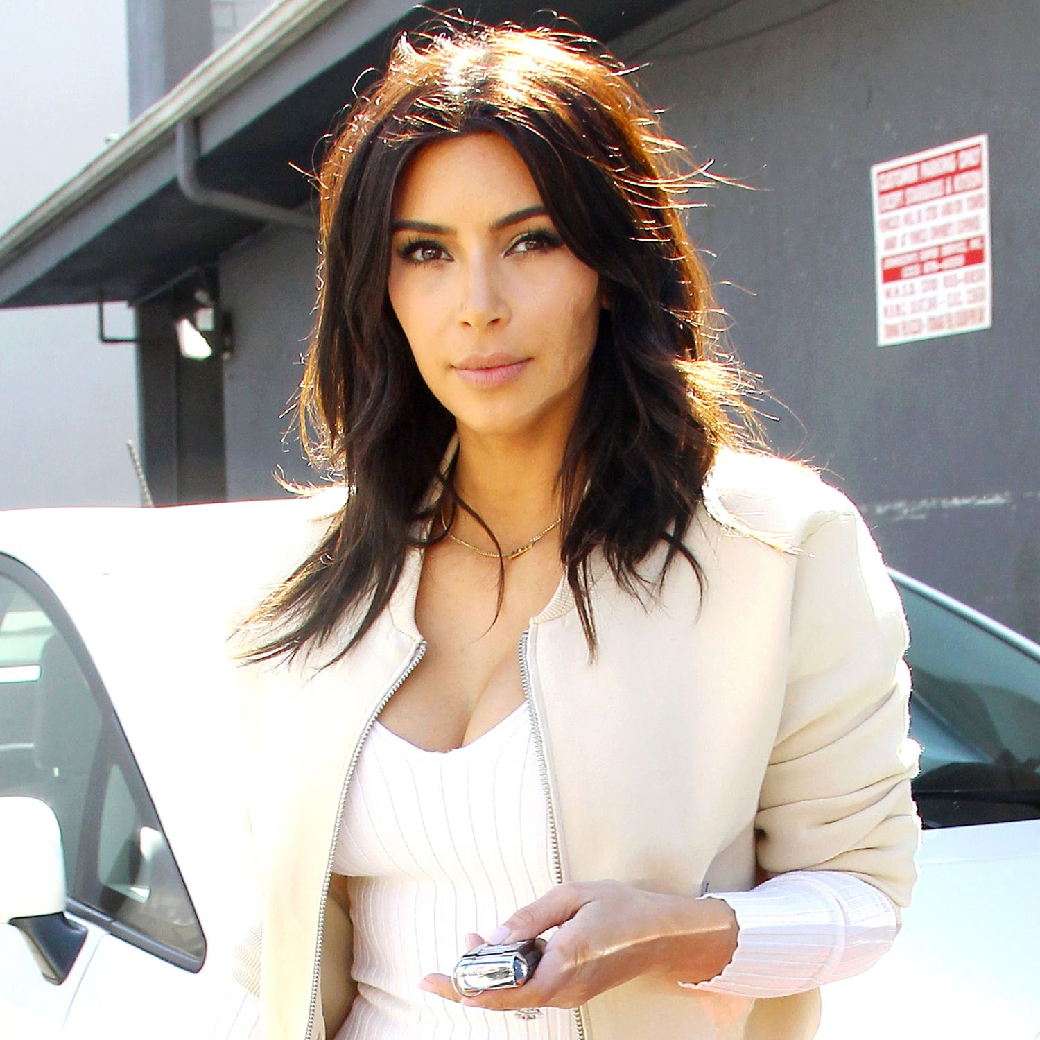 Kim Kardashians Shorter Hair Fashion News