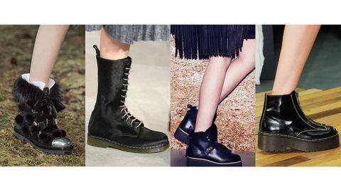 9d3a152b Doc Martens Fall 2014 Shoe Trend - Designer Doc Martens