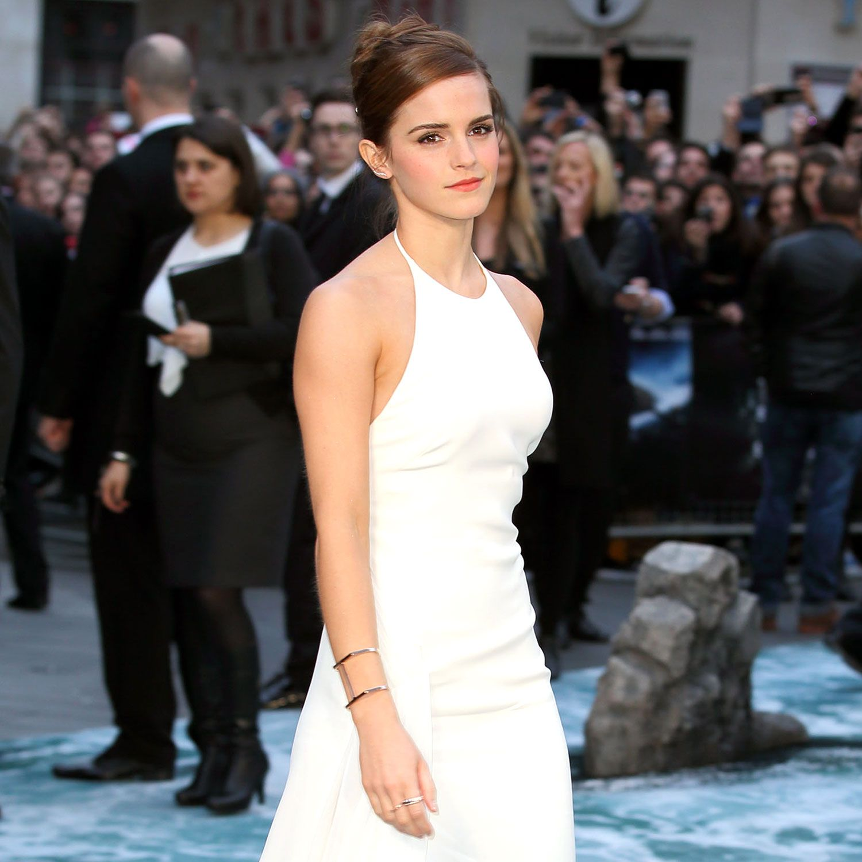 White dress emma watson - White Dress Emma Watson 8