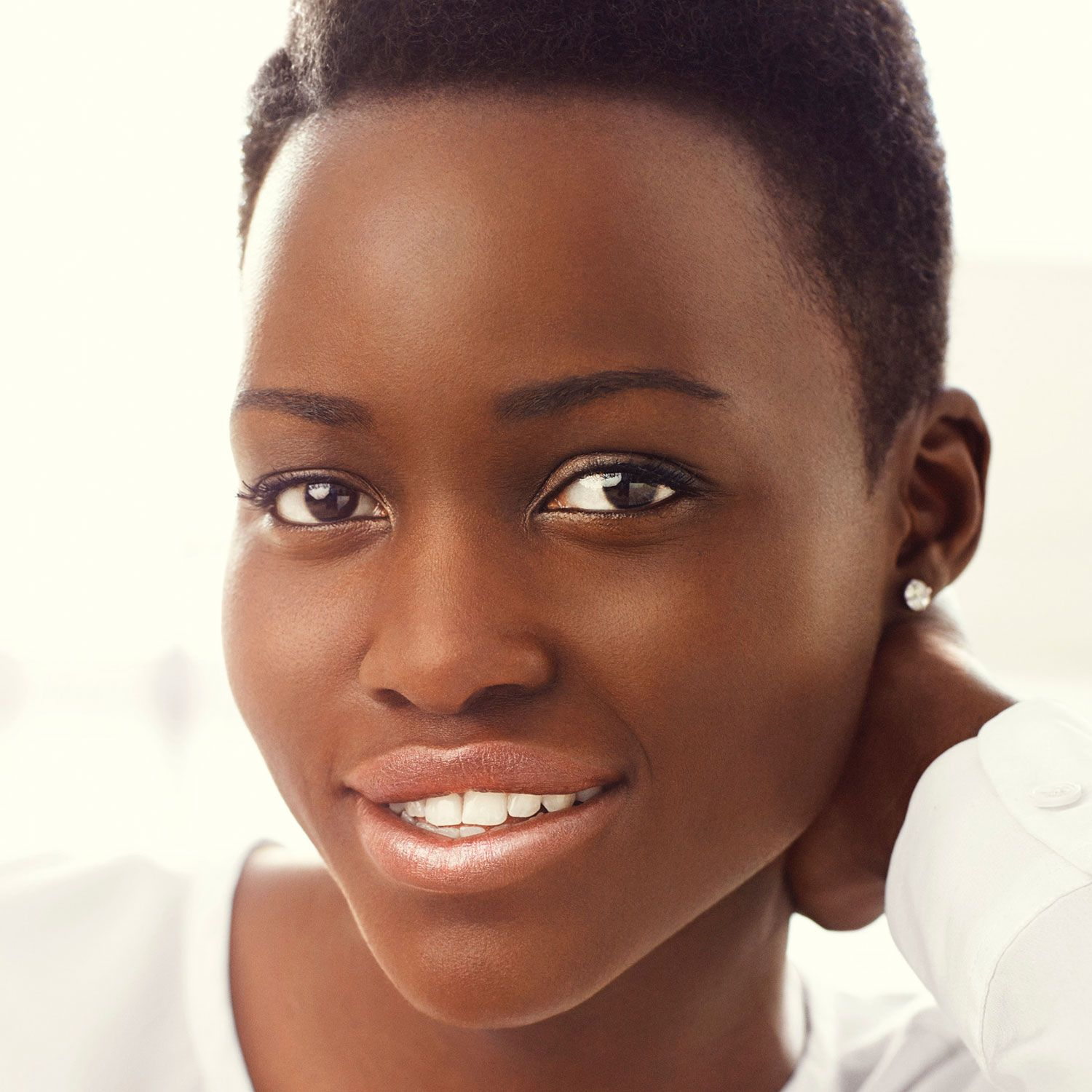 Looks - Nyongo lupita named new face of lancome video