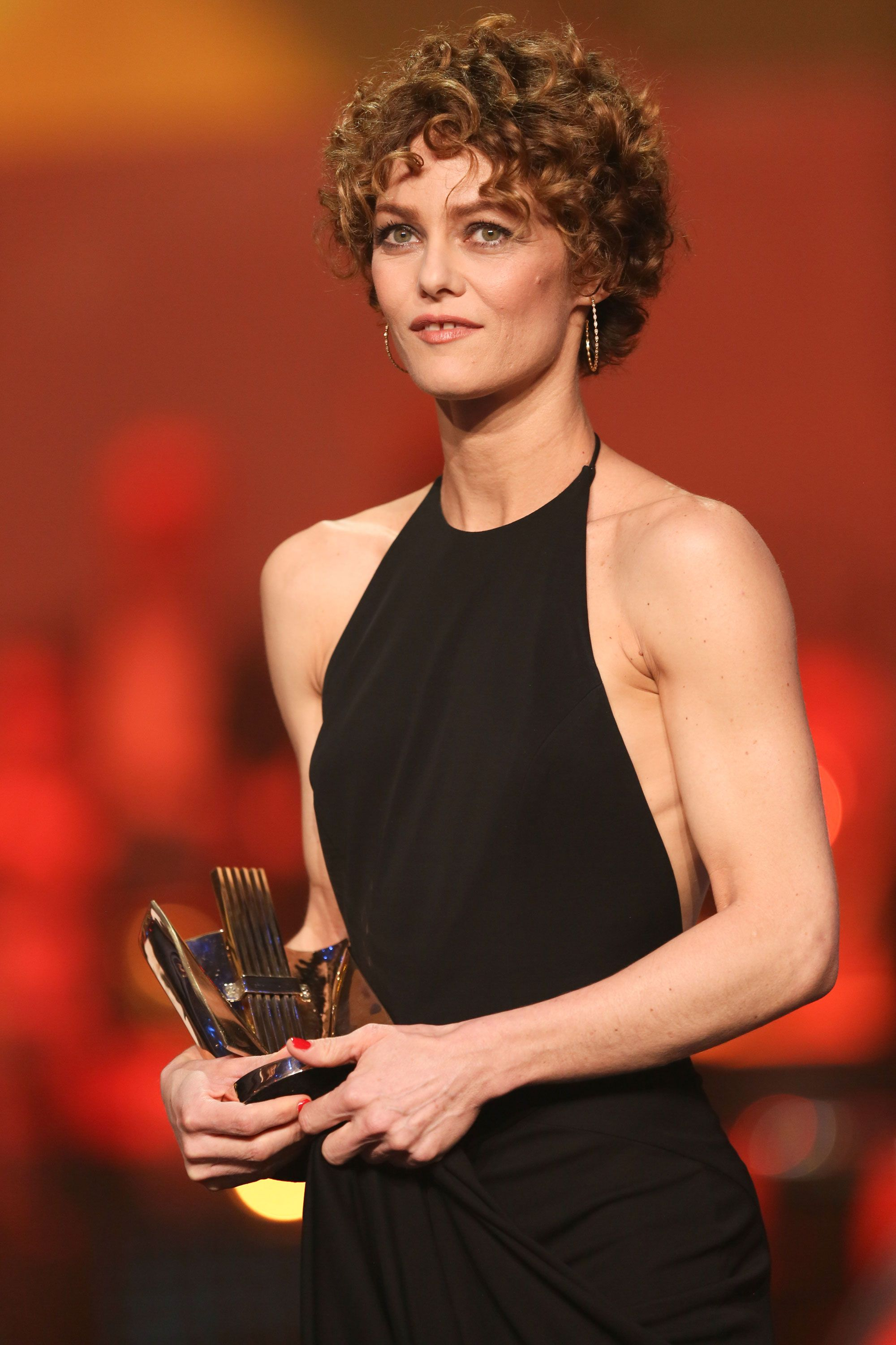 Vanessa Paradis Says Her Short Haircut Gives Her Energy