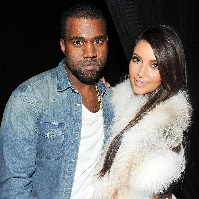 Kim Kardashian and Kanye West\'s Wedding in Paris - Kimye Wedding ...