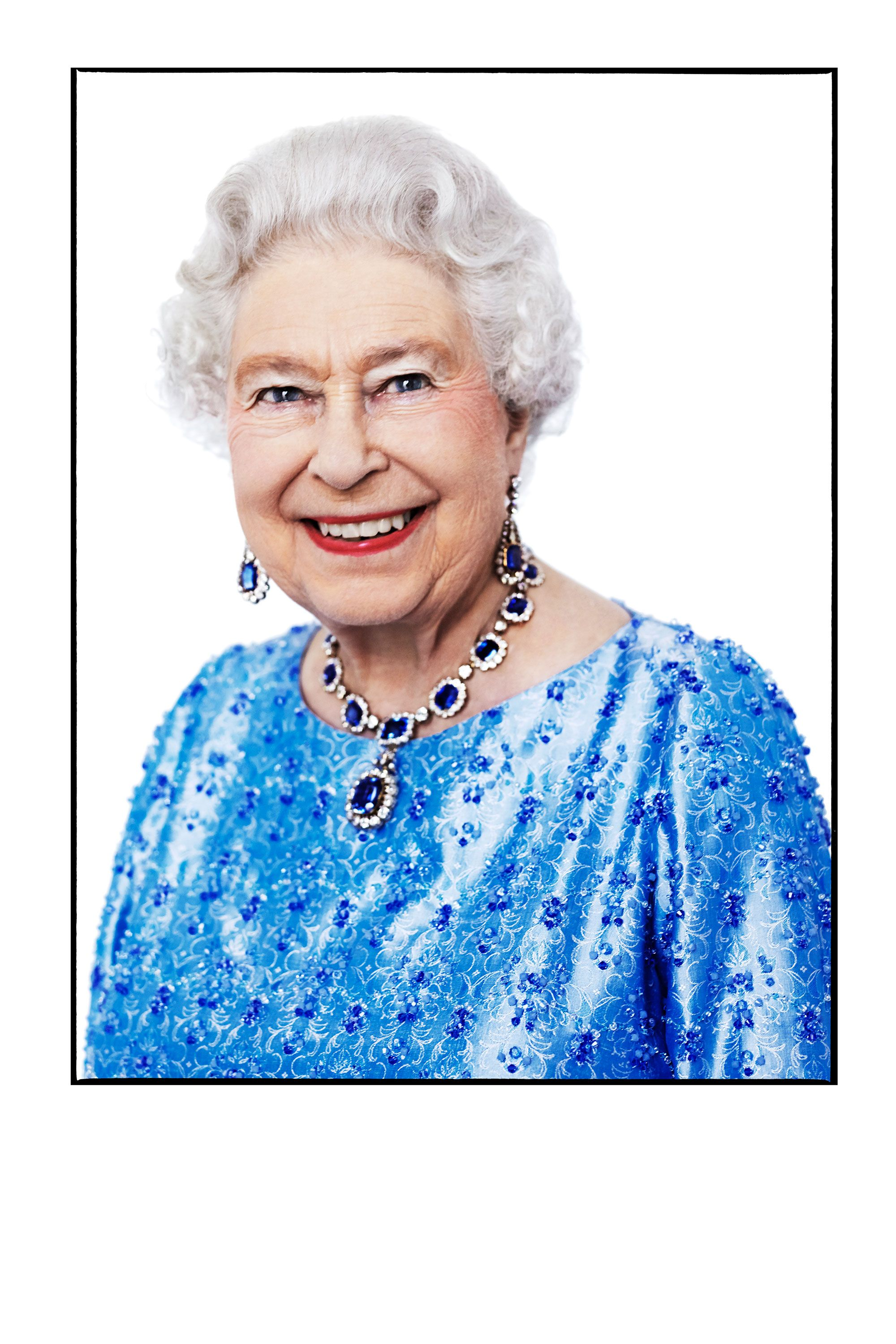 Queen Elizabeth Ii Great Campaign Portraits Queen
