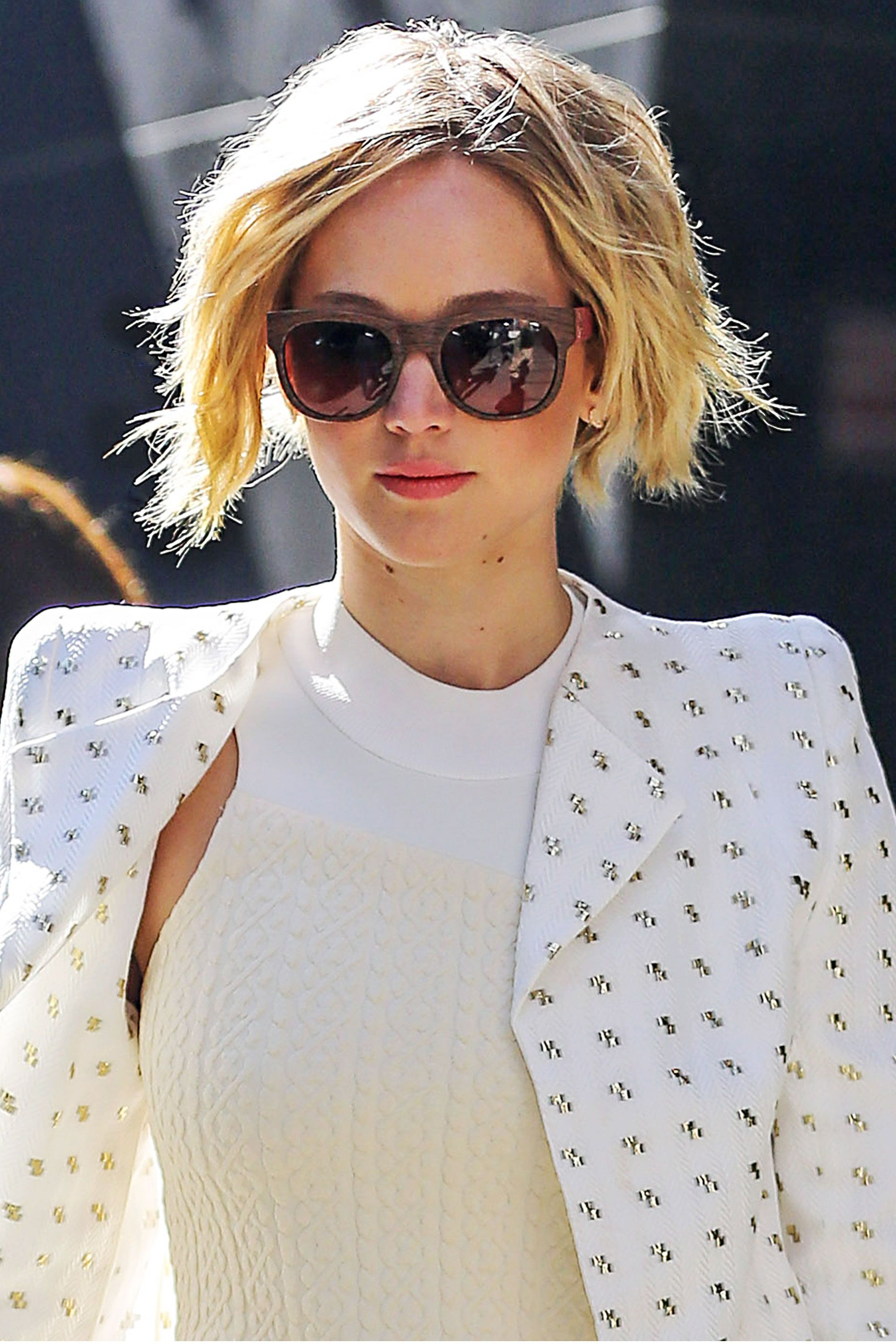 J. Law's Hair Stylist Tells BAZAAR Her Grow-Out Secrets