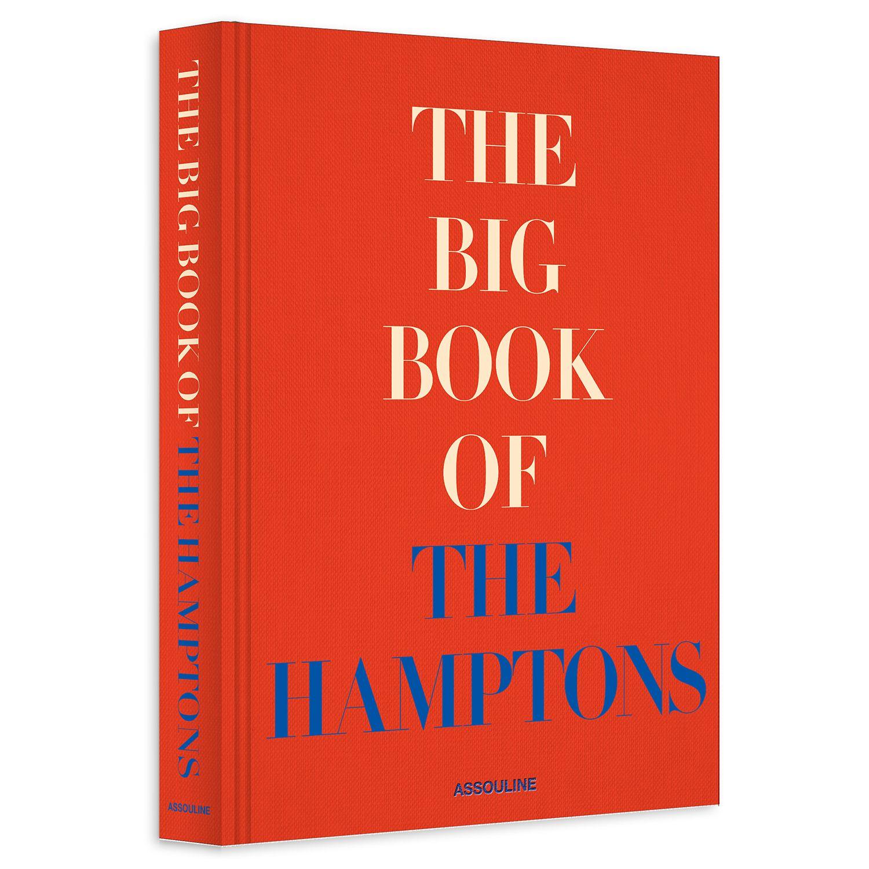 The Big Book Of The Hamptons Assouline Dedicates New Tome To Hamptons