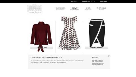 64e68497f6cb Tinker Tailor Custom Fashion Site - Bespoke Fashion Site for Luxury
