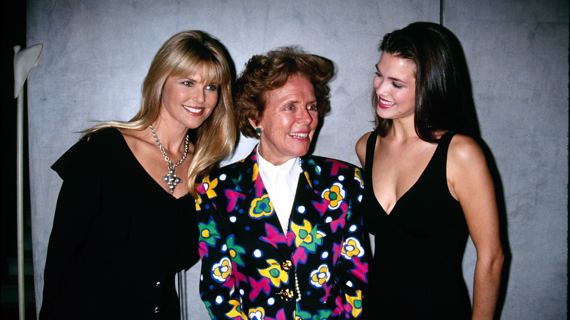 Eileen Ford Launched Ford Modeling Agency In 1946 With Her Husband Jerryu2014an  Agency Which Repped Some Of The Biggest Names In Modeling History From  Dovima ...