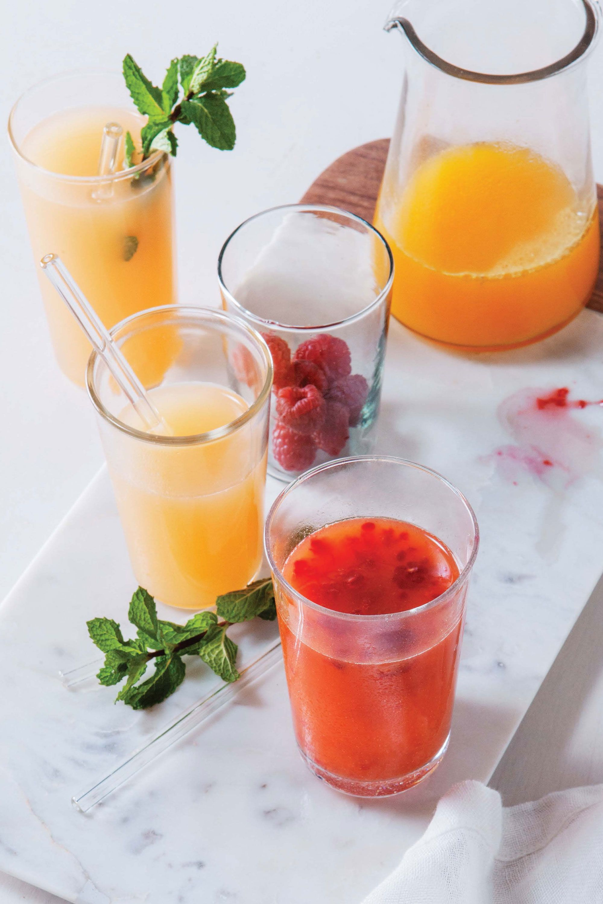 The Only 5 Juice Recipes You'll Ever Need