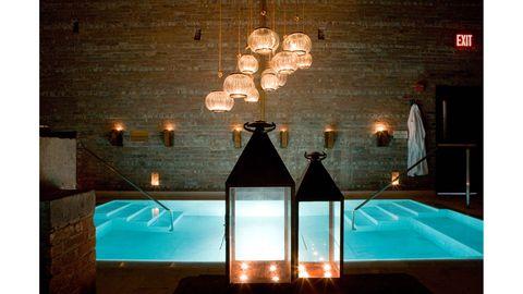 Lighting, Light fixture, Lighting accessory, Ceiling, Light, Aqua, Ceiling fixture, Teal, Electricity, Turquoise,